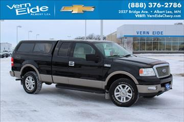 2004 Ford F-150 for sale in Albert Lea, MN