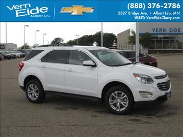 2017 Chevrolet Equinox for sale in Albert Lea, MN