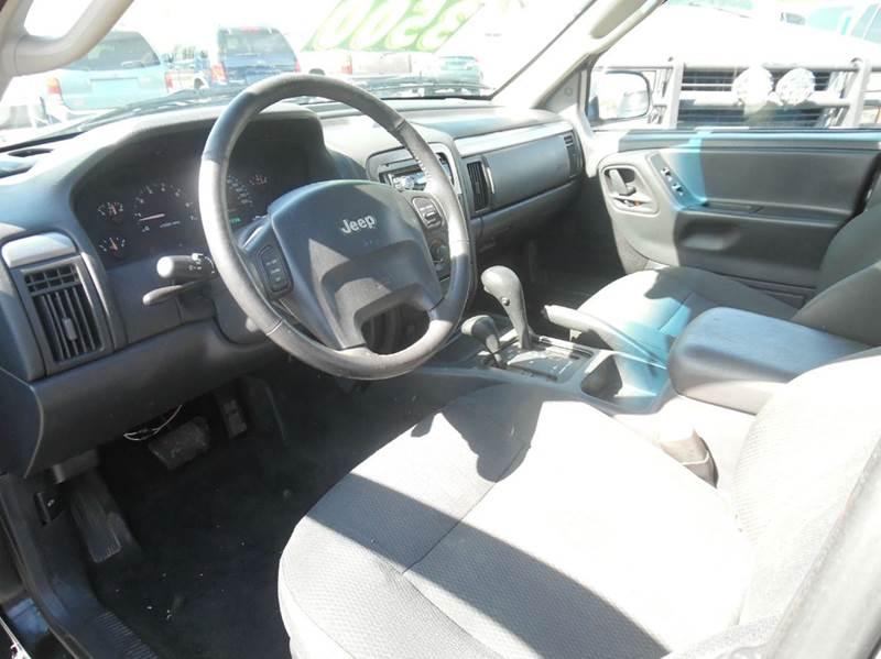 2002 Jeep Grand Cherokee 4dr Laredo 4WD SUV - Neosho MO