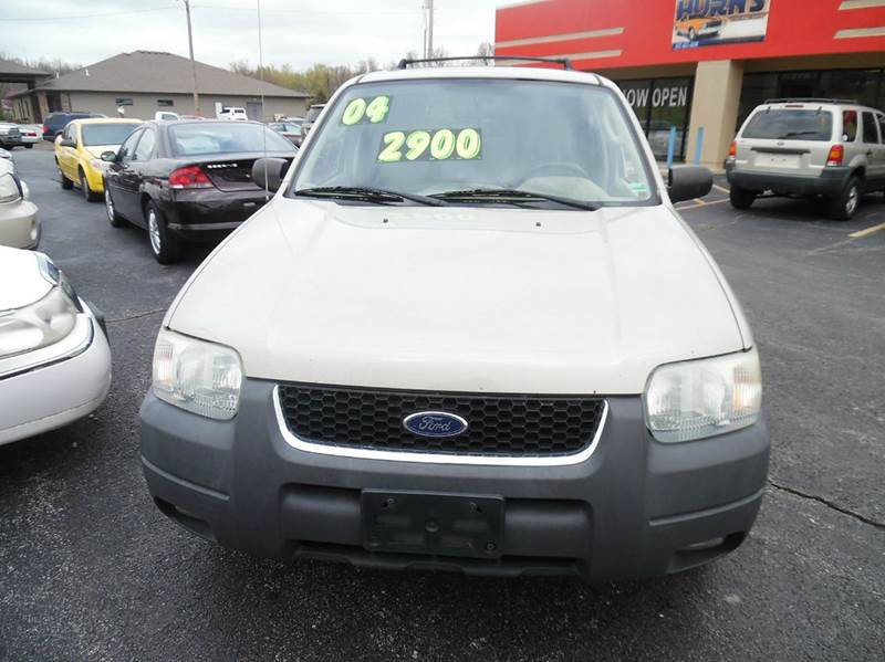 2004 Ford Escape XLT 4WD 4dr SUV - Neosho MO