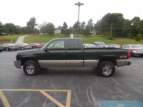 2003 Chevrolet Silverado 1500 for sale in Neosho, MO