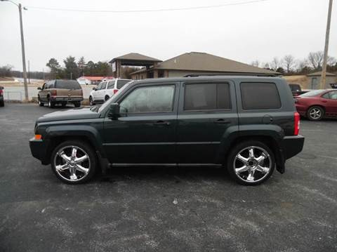 2007 Jeep Patriot