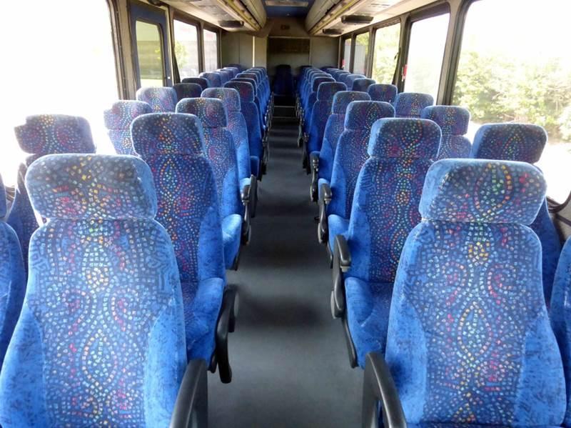 2003 Blue Bird LTC-40 47 Passenger Motor Coach - Westbury NY