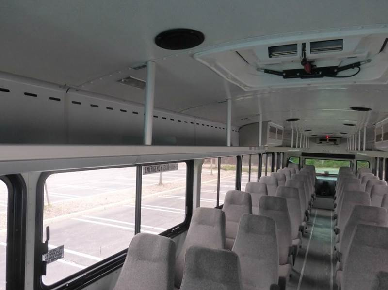 2006 Blue Bird All American RE 3700  Commericial Shuttle Bus - Westbury NY