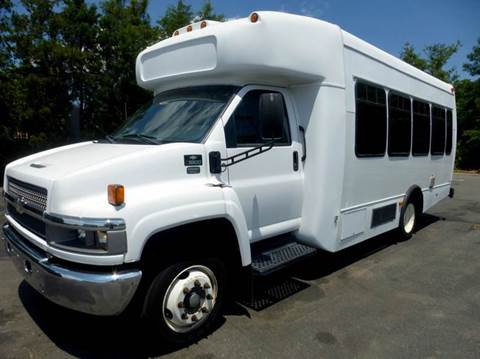 2007 Chevrolet C5500 for sale in Westbury NY