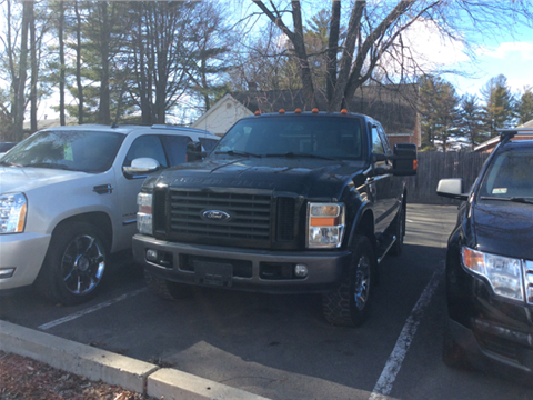 2008 Ford F-350 Super Duty for sale in Westfield, MA