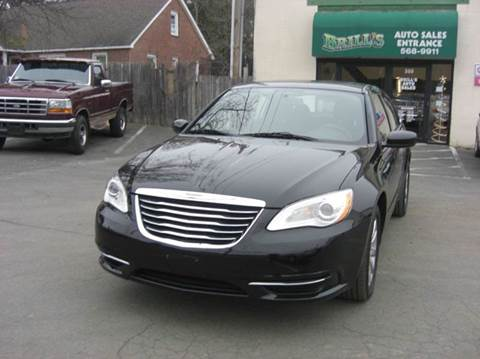 2013 Chrysler 200 for sale in Westfield, MA