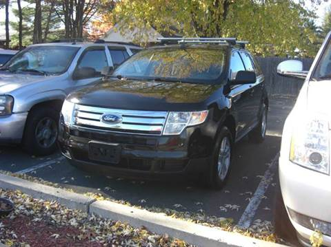 2007 Ford Edge for sale in Westfield, MA