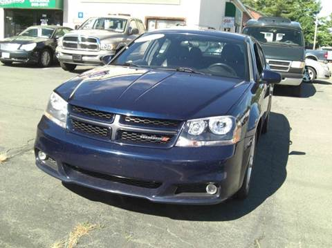 2013 Dodge Avenger for sale in Westfield, MA