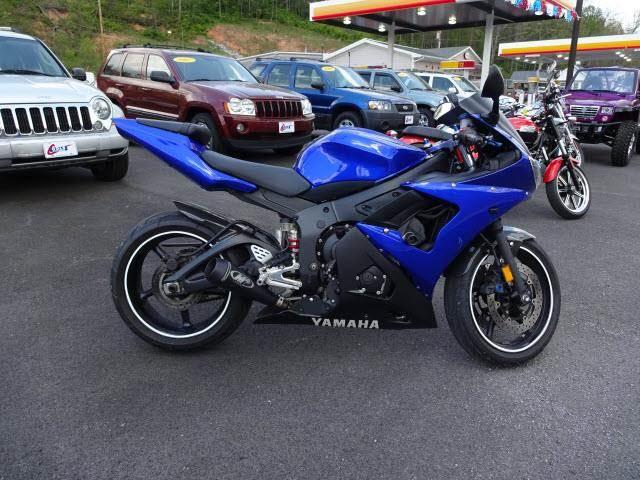 2006 Yamaha Yzr6