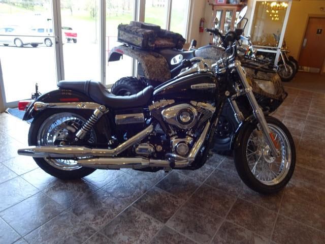 2010 Harley-Davidson FXDL