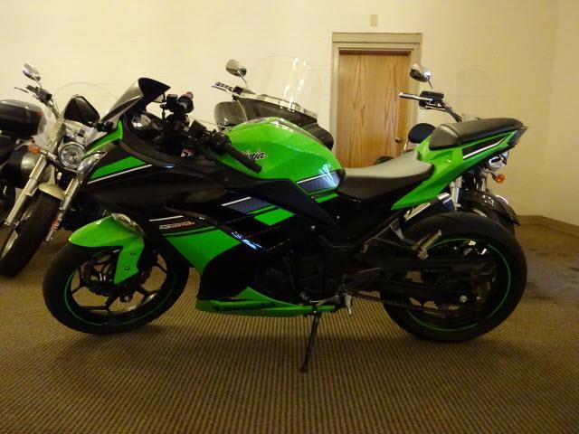 2013 Kawasaki Ninja Special Edition