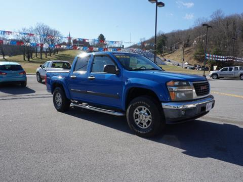 2007 GMC Canyon for sale in Bluefield, VA