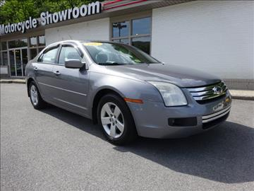 2007 Ford Fusion for sale in Bluefield, VA