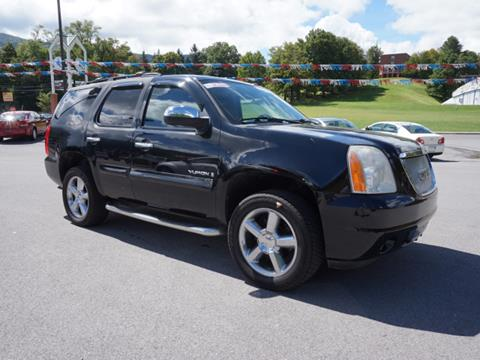 2007 GMC Yukon XL for sale in Bluefield, VA