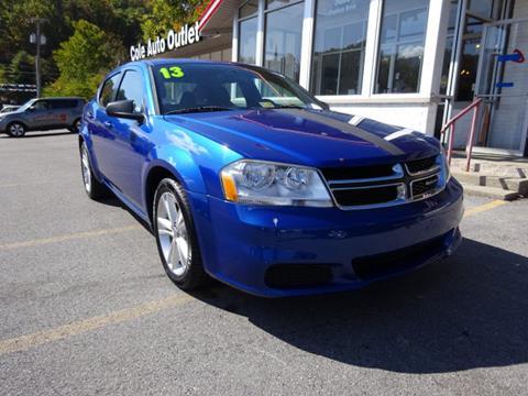 2013 Dodge Avenger for sale in Bluefield, VA
