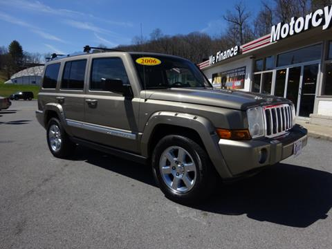 2006 Jeep Commander for sale in Bluefield, VA