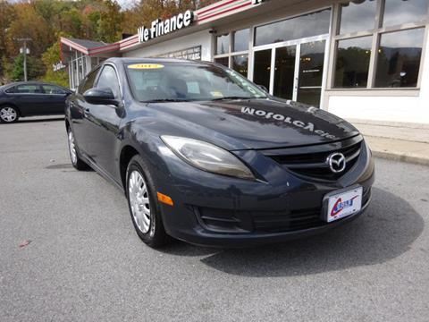 2012 Mazda MAZDA6 for sale in Bluefield, VA