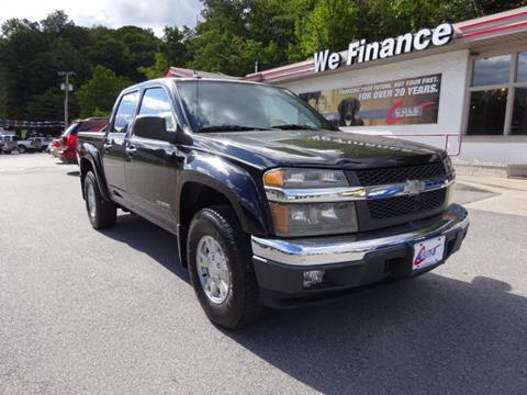 2005 Chevrolet Colorado for sale in Bluefield, VA