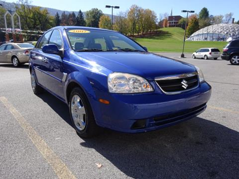 2007 Suzuki Forenza for sale in Bluefield, VA
