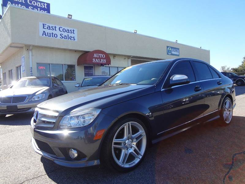Mercedes benz c class for sale in virginia beach va for 2008 mercedes benz c300 tires