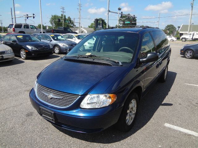 2002 Chrysler Town and Country for sale in Virginia Beach VA