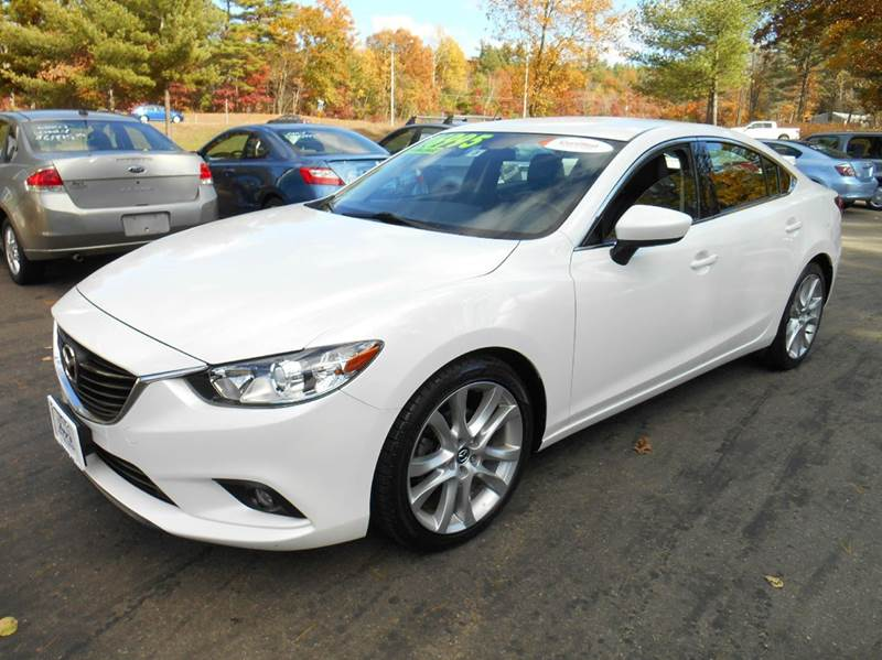 2014 mazda mazda6 for sale in loudon nh. Black Bedroom Furniture Sets. Home Design Ideas