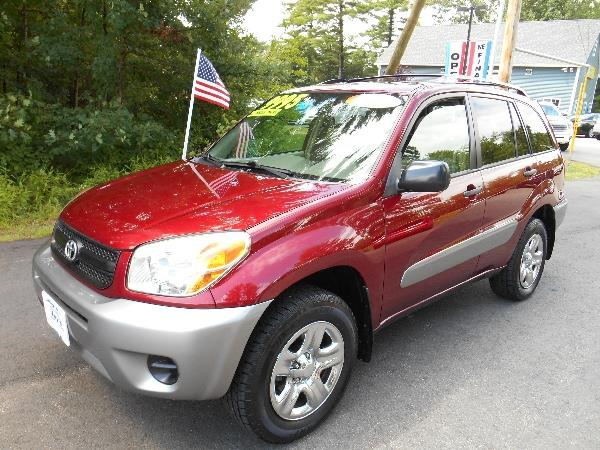 2005 Toyota RAV4 for sale in Loudon NH