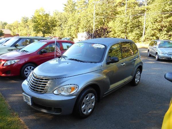 2009 Chrysler PT Cruiser for sale in Loudon NH