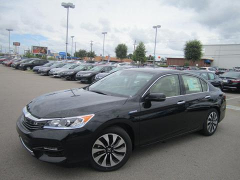 2017 Honda Accord Hybrid for sale in Fort Smith, AR