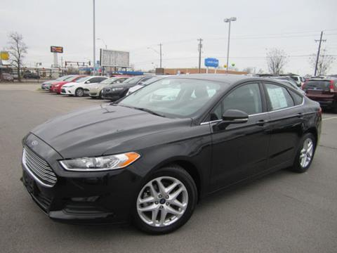 2015 Ford Fusion for sale in Fort Smith, AR