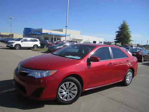 2014 Toyota Camry for sale in Fort Smith, AR