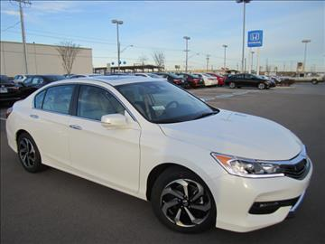 2016 Honda Accord for sale in Fort Smith, AR