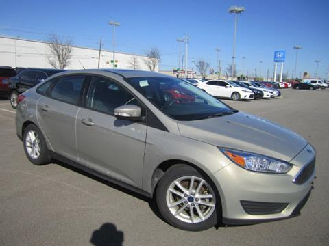 2015 Ford Focus for sale in Fort Smith, AR