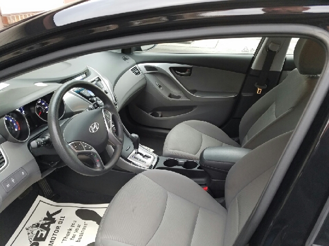 2013 Hyundai Elantra GLS 4dr Sedan - Summit Station PA