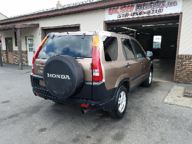 2002 Honda CR-V AWD EX 4dr SUV - Summit Station PA