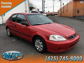 1999 Honda Civic for sale in Lynnwood, WA