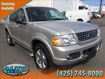 2003 Ford Explorer for sale in Lynnwood, WA