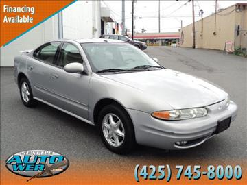 2000 Oldsmobile Alero for sale in Lynnwood, WA