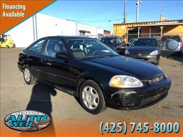1998 Honda Civic for sale in Lynnwood, WA