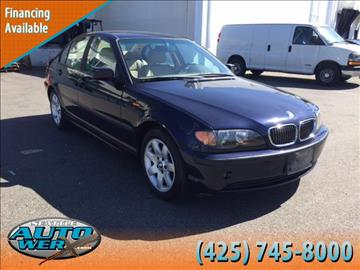 2003 BMW 3 Series for sale in Lynnwood, WA