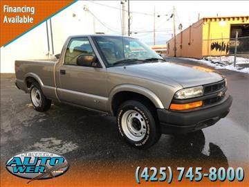 1999 Chevrolet S-10 for sale in Lynnwood, WA