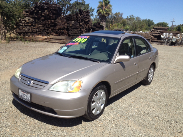 2002 Honda Civic for sale in VACAVILLE CA