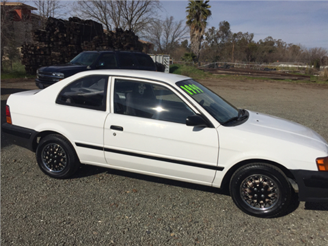 1996 Toyota Tercel for sale in Vacaville, CA