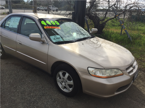 2000 honda accord for sale california. Black Bedroom Furniture Sets. Home Design Ideas