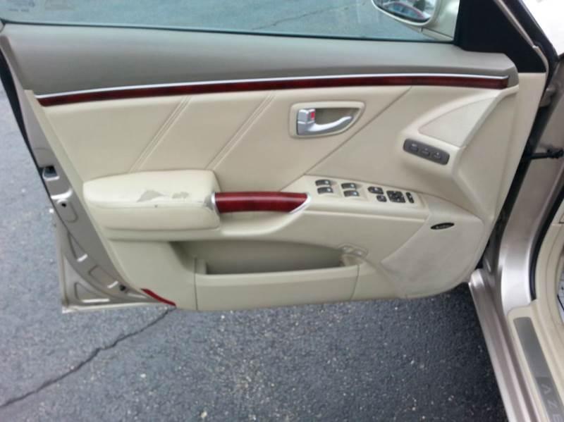 2006 Hyundai Azera Limited 4dr Sedan - Rochelle IL