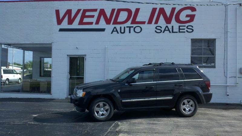 2005 Jeep Grand Cherokee 4dr Limited 4wd Suv In Rochelle