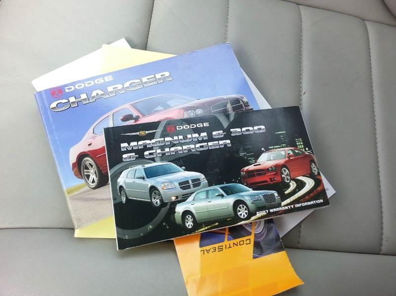 2007 Dodge Charger RT 4dr Sedan - Rochelle IL