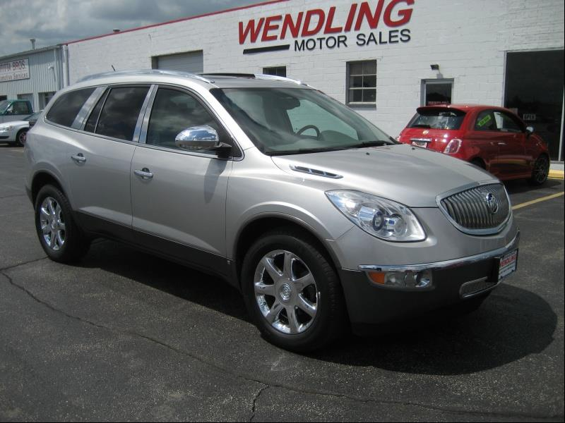 2008 Buick Enclave Cxl Awd 4dr Suv In Rochelle Il