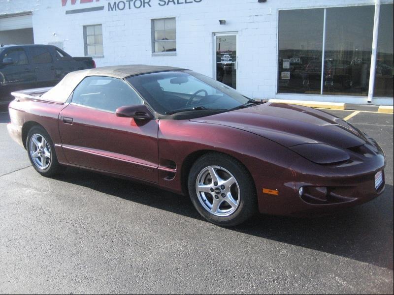 2001 Pontiac Firebird For Sale In Daytona Beach Fl